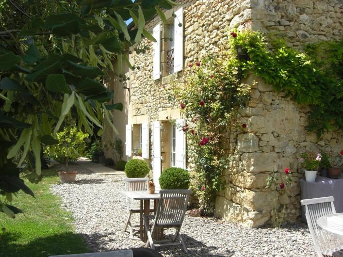 Location de vacances - Chambre d'hôtes à Sarlat-la-Canéda - Maison