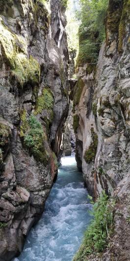 Location de vacances - Appartement à Pelvoux - Via Ferrata  Gorges d'Ailefroide (à 1 km)