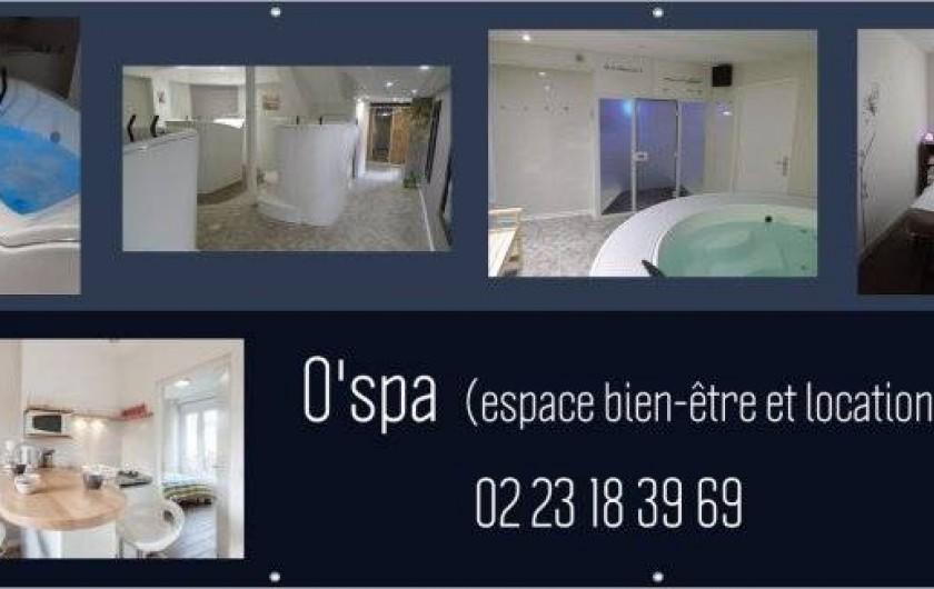 Location de vacances - Studio à Saint-Malo - ce que nous vous proposons