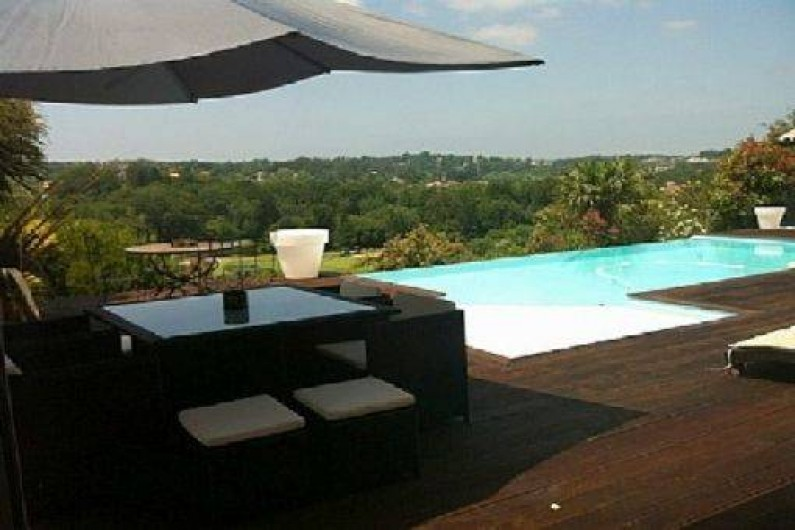 Location de vacances - Villa à Bassussarry