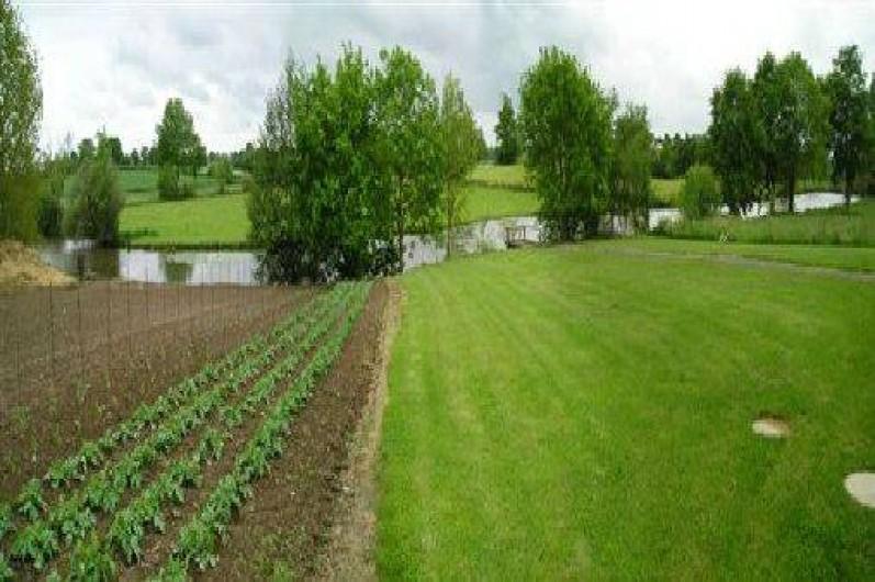 Location de vacances - Maison - Villa à Moncoutant-sur-Sèvre - Vue sur la Rivière