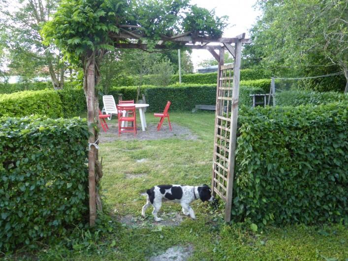 Location de vacances - Maison - Villa à Moncoutant-sur-Sèvre - On est très bien ici...