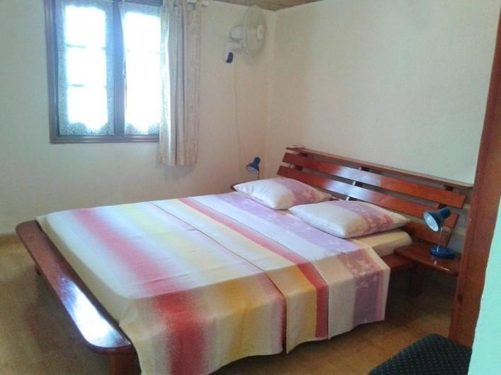 Location de vacances - Gîte à Saint-Paul - Chambre maison T2