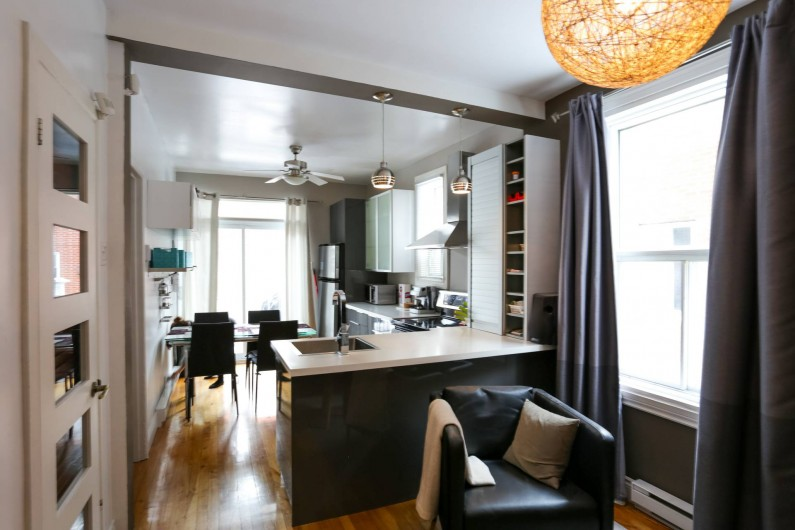 Location de vacances - Appartement à Montréal