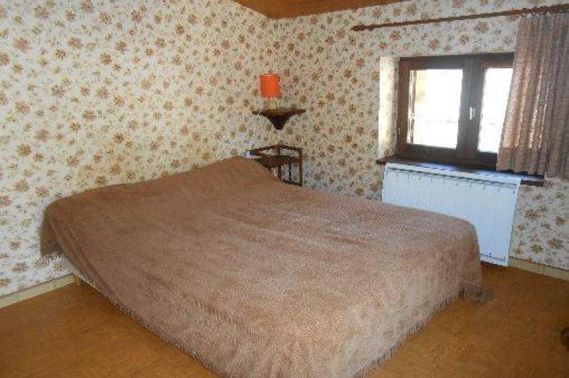 Location de vacances - Appartement à Pralognan-la-Vanoise - la chambre