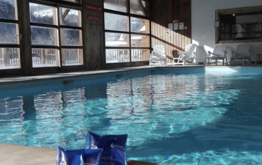 Location de vacances - Appartement à Saint-Sorlin-d'Arves - détente obligatoire après randonnée ou ski !