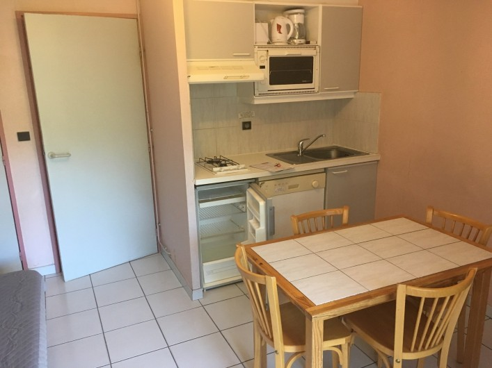 Location de vacances - Appartement à Puy-Saint-Vincent - 2-4 personnes