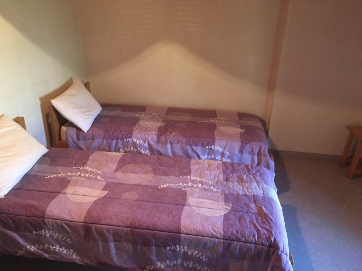 Location de vacances - Appartement à Puy-Saint-Vincent - 5-7 personnes