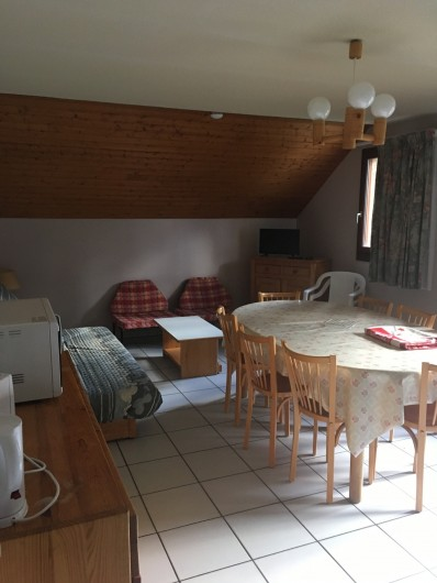 Location de vacances - Appartement à Puy-Saint-Vincent - 6-8 personnes