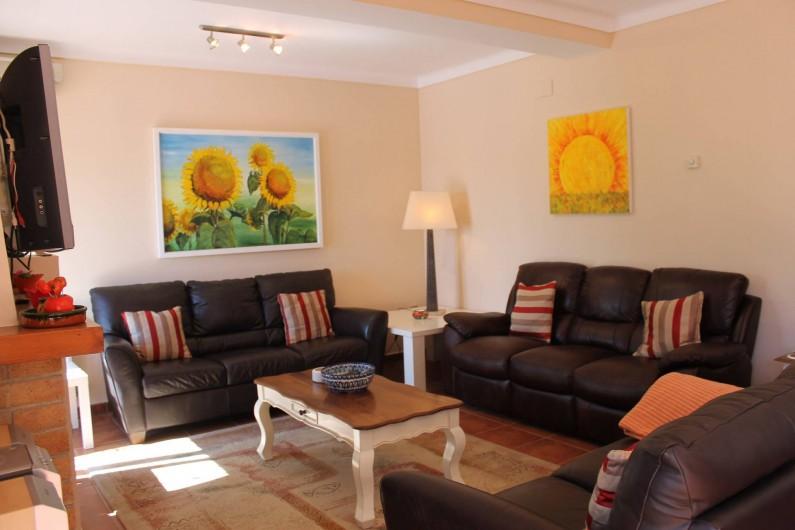 Location de vacances - Villa à Pau - Salon