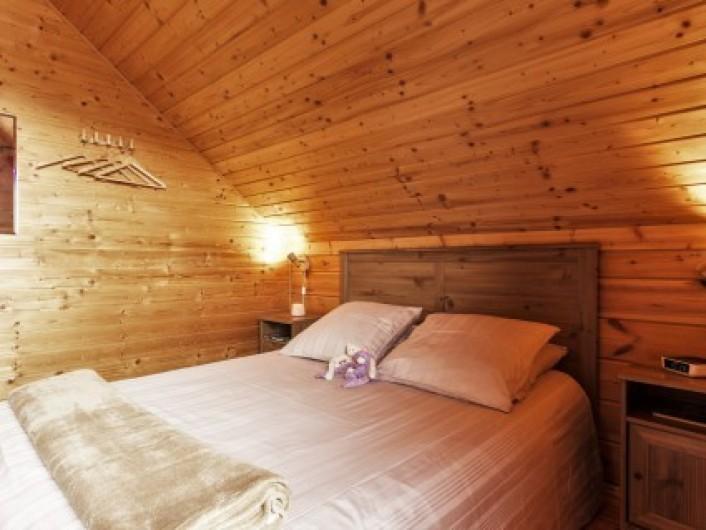 Location de vacances - Chalet à La Joue du Loup - Chalet Virginie - Chambre 1