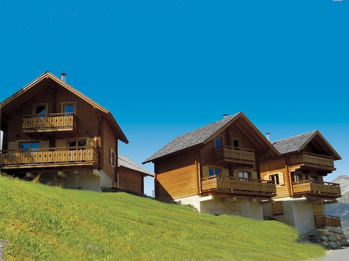 Location de vacances - Chalet à La Joue du Loup - Les Chalets de Céline, la magie de votre séjour à la montagne