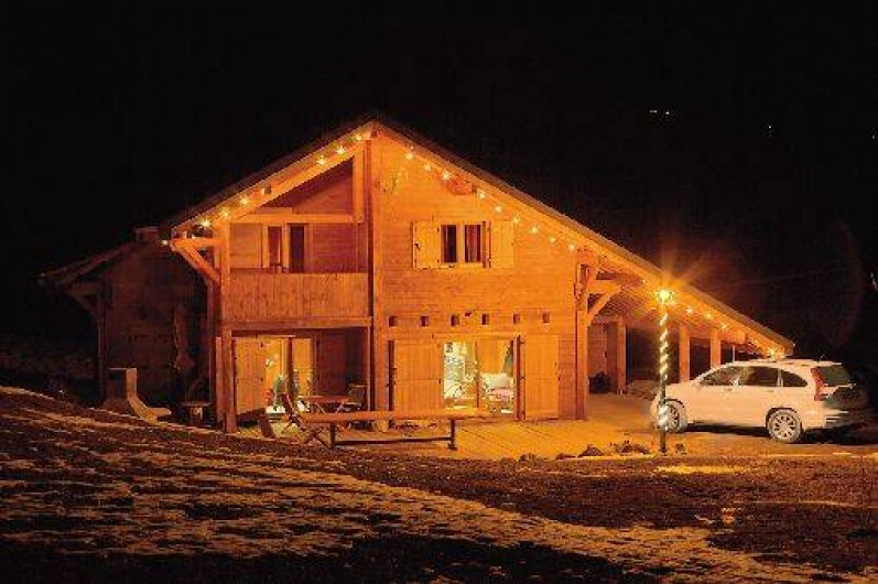 Location de vacances - Chalet à Saint-Pancrace