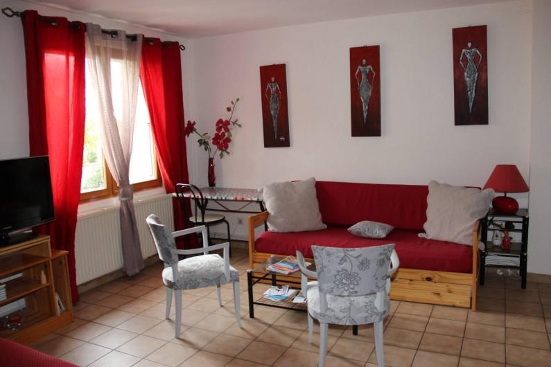 Location de vacances - Chambre d'hôtes à Étoile-sur-Rhône - chambre anessa