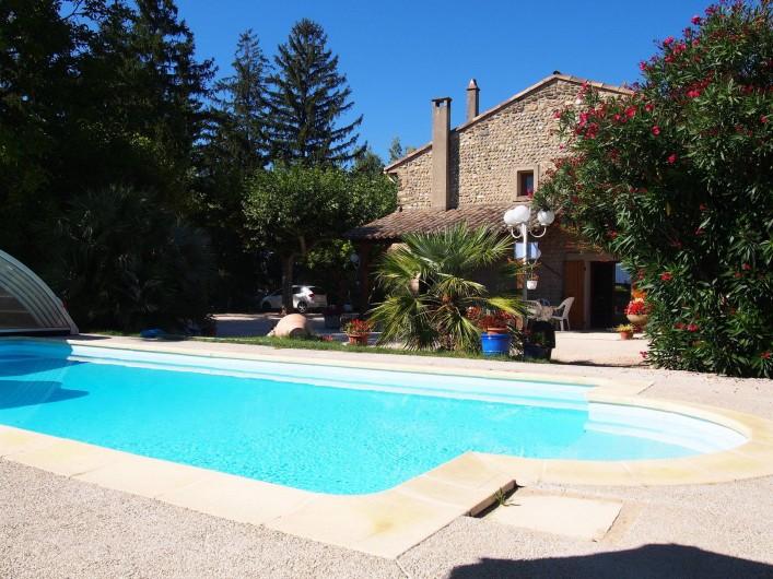 Location de vacances - Chambre d'hôtes à Étoile-sur-Rhône