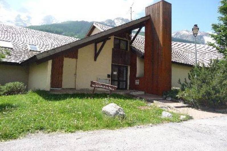 Location de vacances - Studio à La Grave