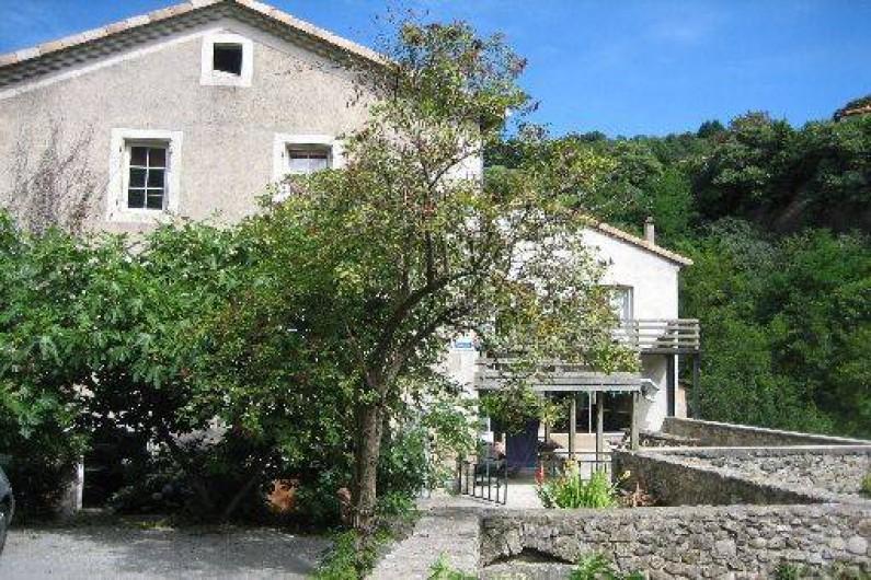 Location de vacances - Gîte à Antraigues-sur-Volane
