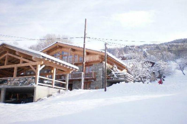 Location de vacances - Chalet à Bourg-Saint-Maurice