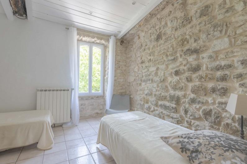 Location de vacances - Mas à Ners - 2 tables de ping-pong