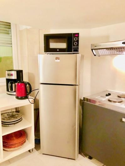 Location de vacances - Appartement à Monaco-Ville - coin cuisine