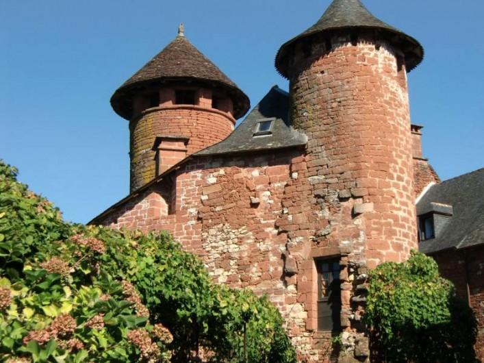 Location de vacances - Maison - Villa à Roumegoux - Très beau village Collonges la rouget