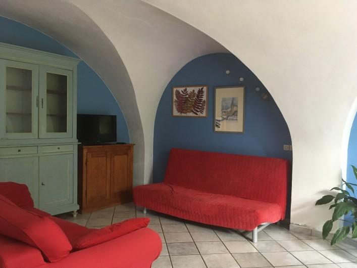 Location de vacances - Maison - Villa à Le Bourg-d'Oisans - Salon
