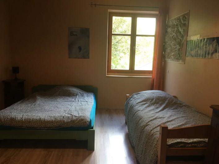 Location de vacances - Maison - Villa à Le Bourg-d'Oisans - Chambre 2