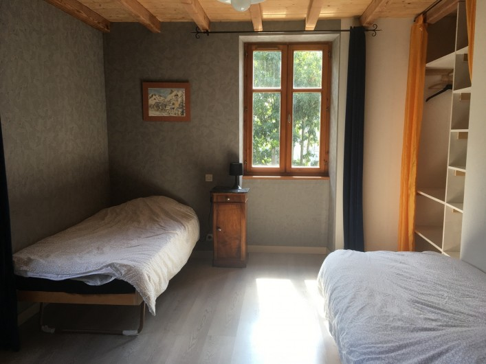 Location de vacances - Maison - Villa à Le Bourg-d'Oisans - Chambre 3