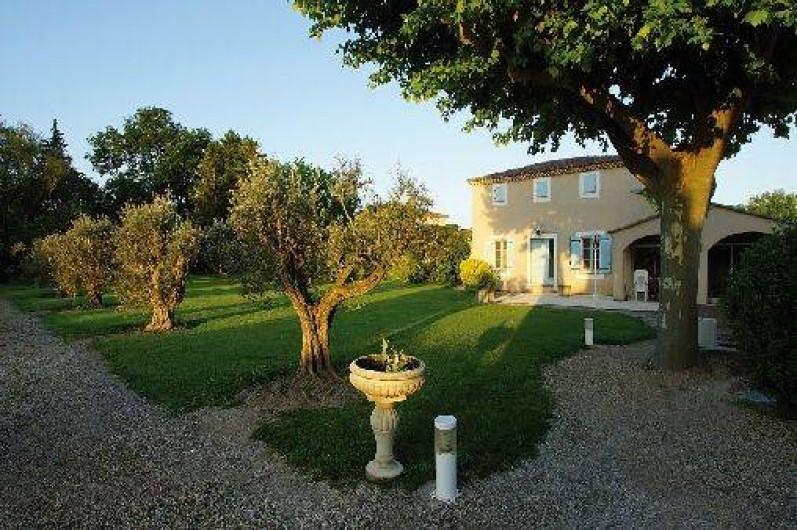 Location de vacances - Chambre d'hôtes à Vedène