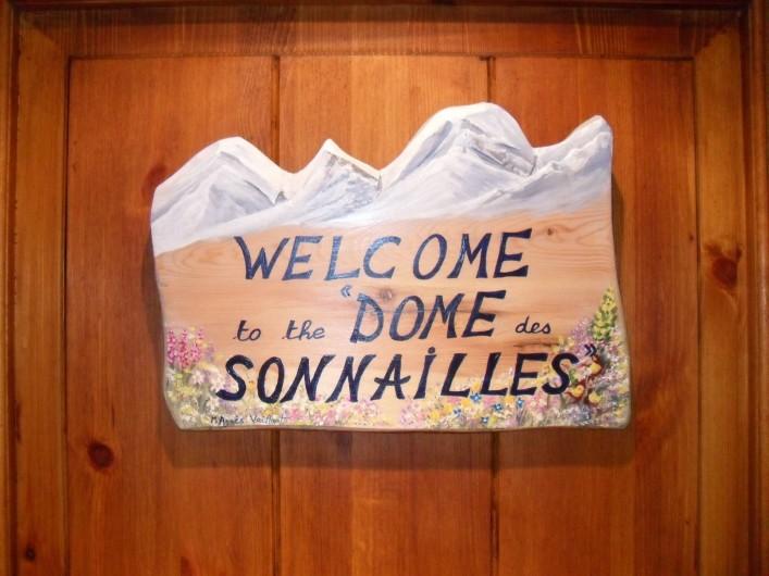 Location de vacances - Appartement à Pralognan-la-Vanoise - Notre porte d'entrée