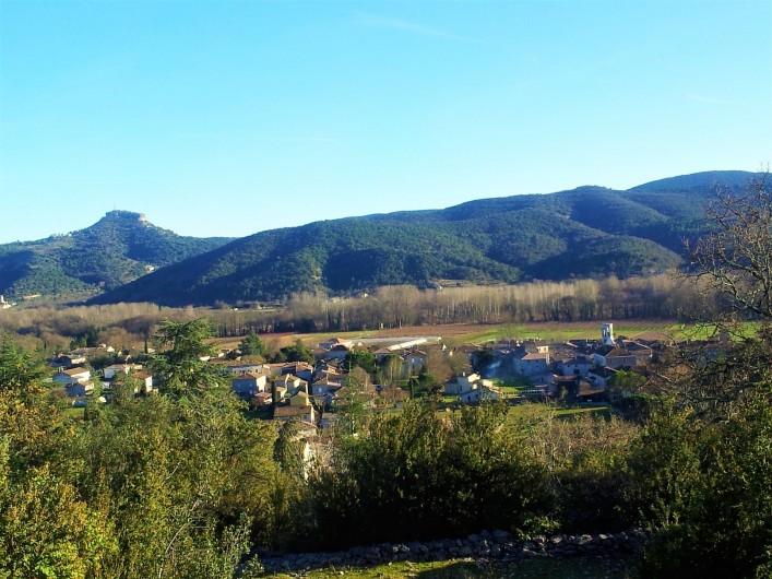 Location de vacances - Gîte à Saint-Alban-Auriolles - village de saint alban