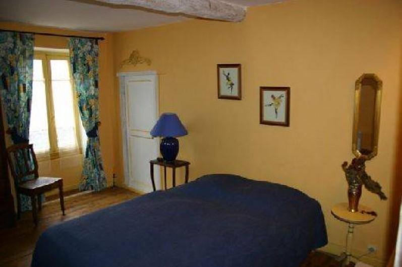 Location de vacances - Gîte à Carcassonne - CHAMBRE N° 3