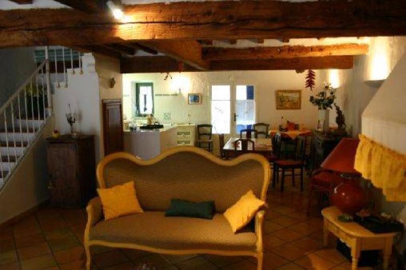 Location de vacances - Gîte à Carcassonne - pièce UNIQUE