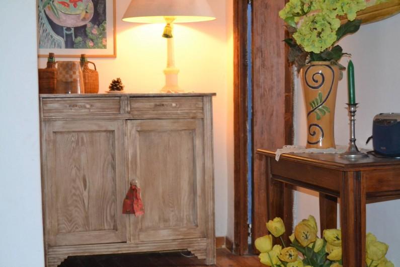 Location de vacances - Gîte à Carcassonne - PALIER à l'étage chambres