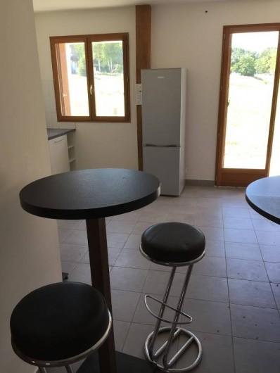 Location de vacances - Maison - Villa à Souvigny-de-Touraine - Coin tranquille à deux ou à plusieurs