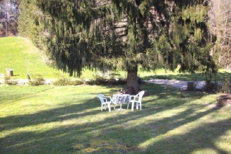 Location de vacances - Chalet à Xertigny