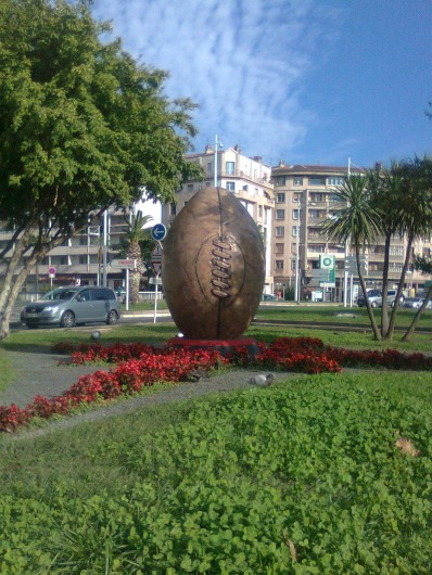 Location de vacances - Appartement à Toulon - RCT  RUGBY