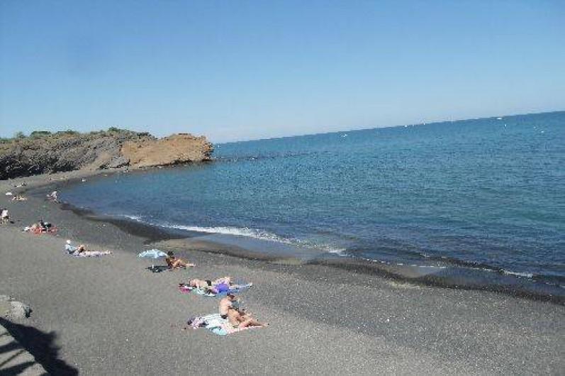 Location de vacances - Appartement à Agde - Crique de la Conque