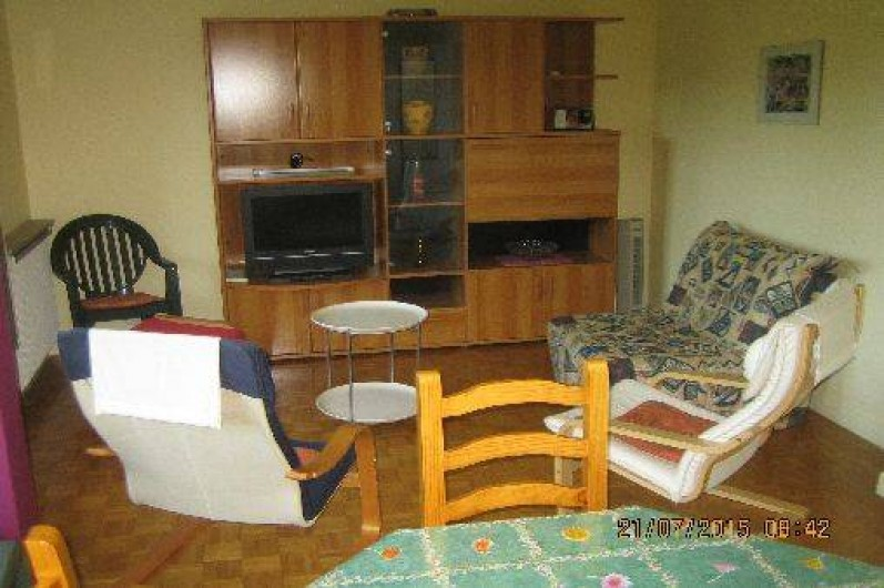 Location de vacances - Appartement à Grenoble