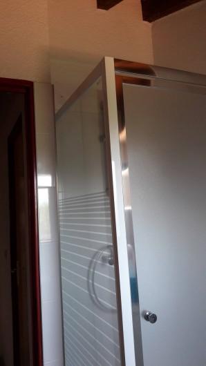 Location de vacances - Villa à Saint-Cyprien Plage - douche