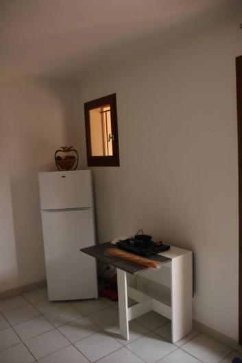 Location de vacances - Villa à Saint-Cyprien Plage - réfrigérateur avec congélateur