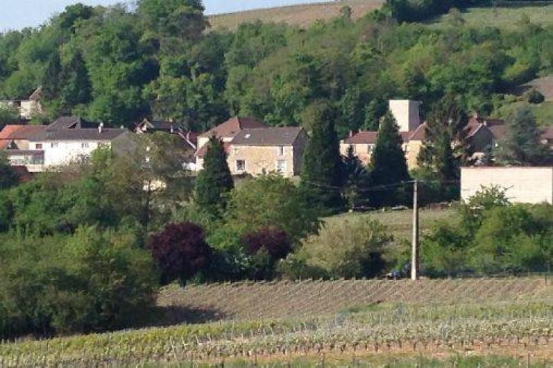 Location de vacances - Gîte à Fleury-la-Rivière
