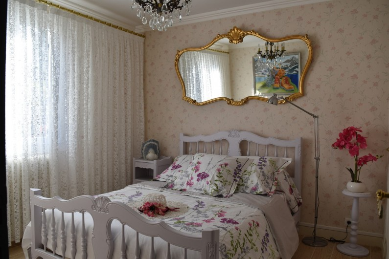 Location de vacances - Villa à Pierre-Châtel - Chambre n°1