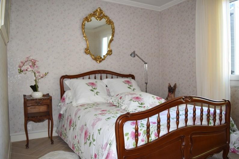 Location de vacances - Villa à Pierre-Châtel - Chambre n°2