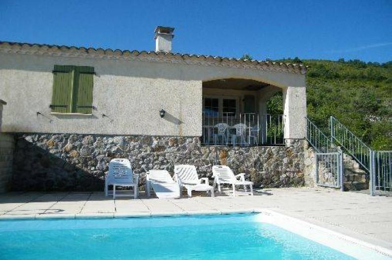 Location de vacances - Maison - Villa à Chassagnes