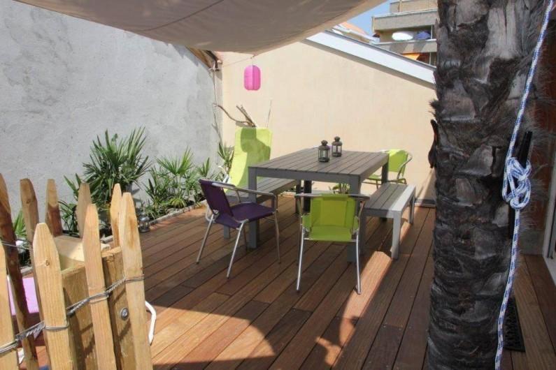 Location de vacances - Appartement à Arcachon