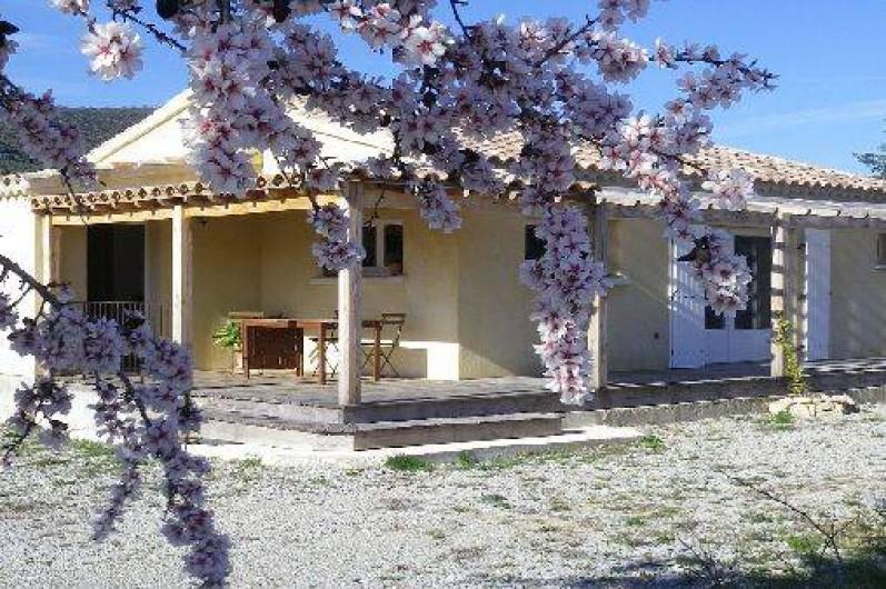 Location de vacances - Maison - Villa à Saint-Remèze