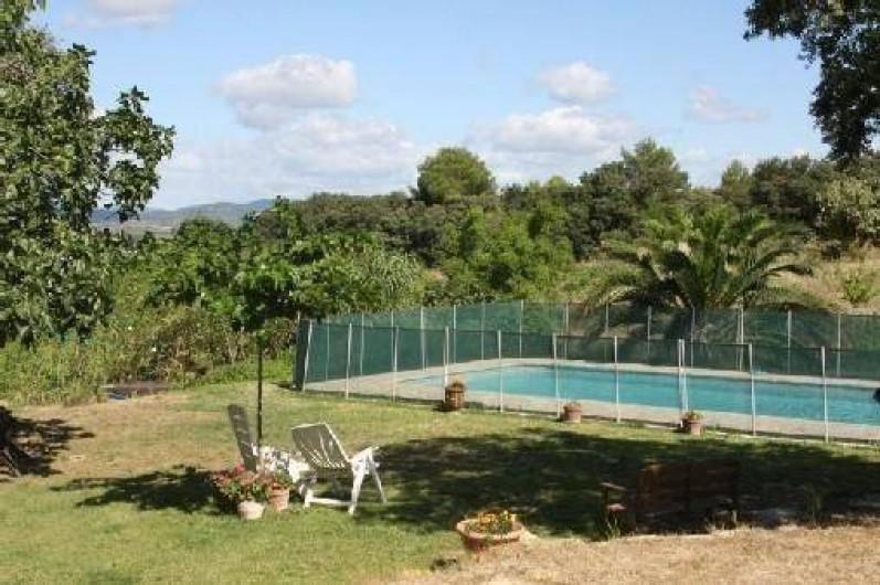 Location de vacances - Mas à Saint-Pons-de-Mauchiens