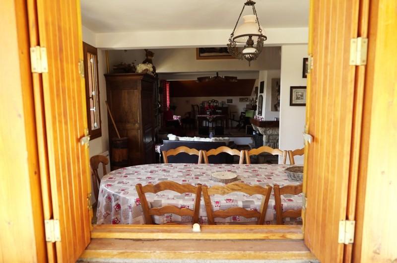 Location de vacances - Chalet à Les Deux Alpes - salle a manger