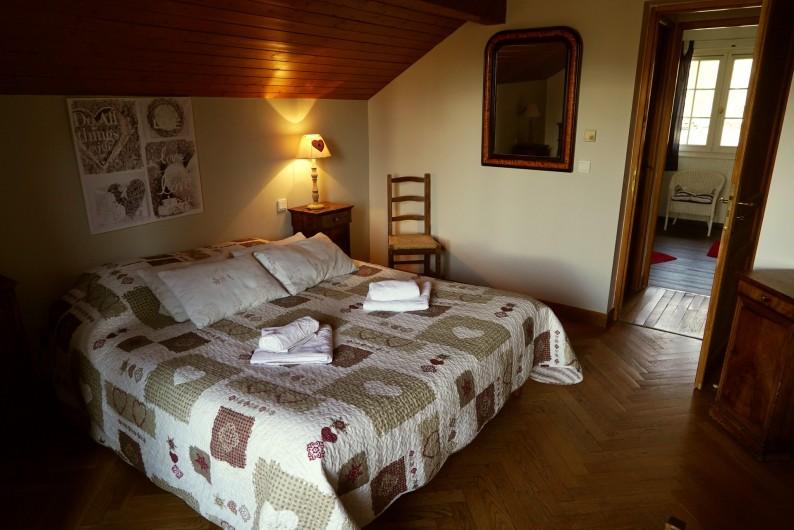 Location de vacances - Chalet à Les Deux Alpes - chambre3